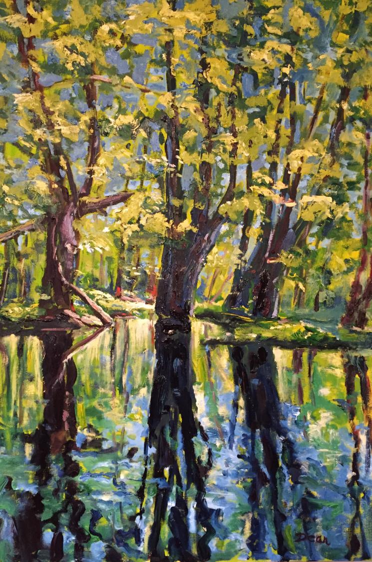 """Reflections on the Beaver River"" NFS"