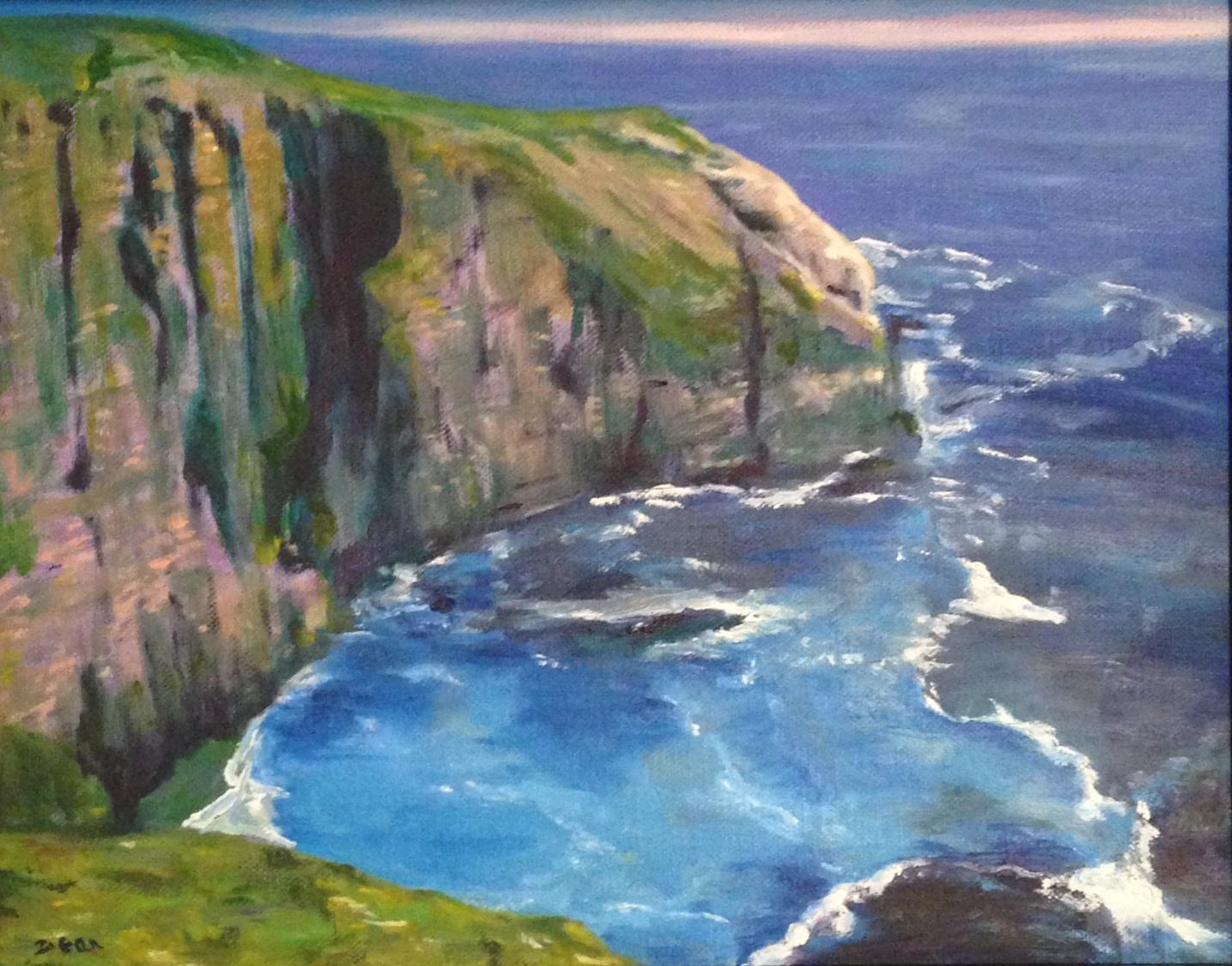 """Cape St. Mary"" SOLD"