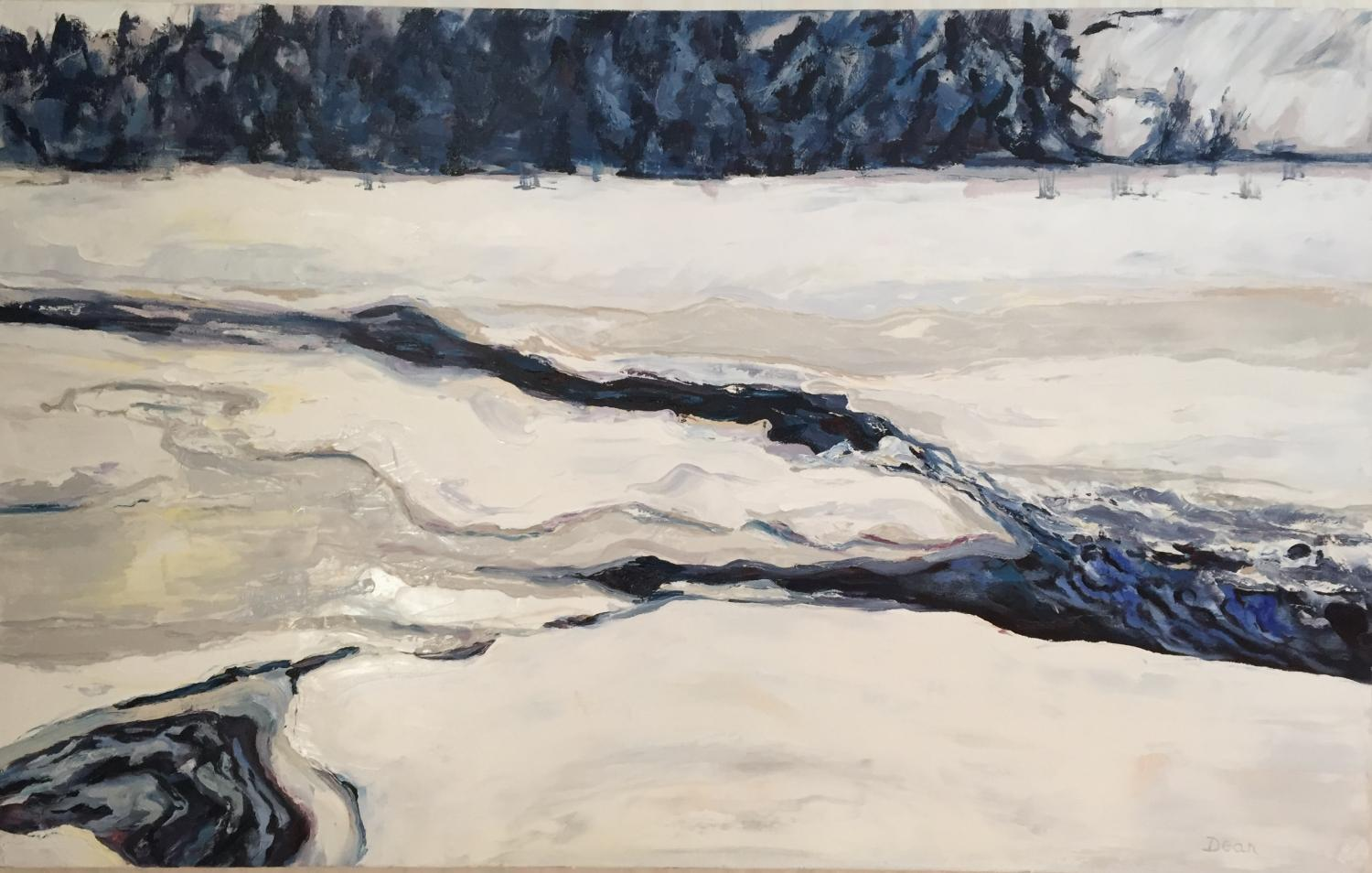 """The Surge: Big Head River"" SOLD"