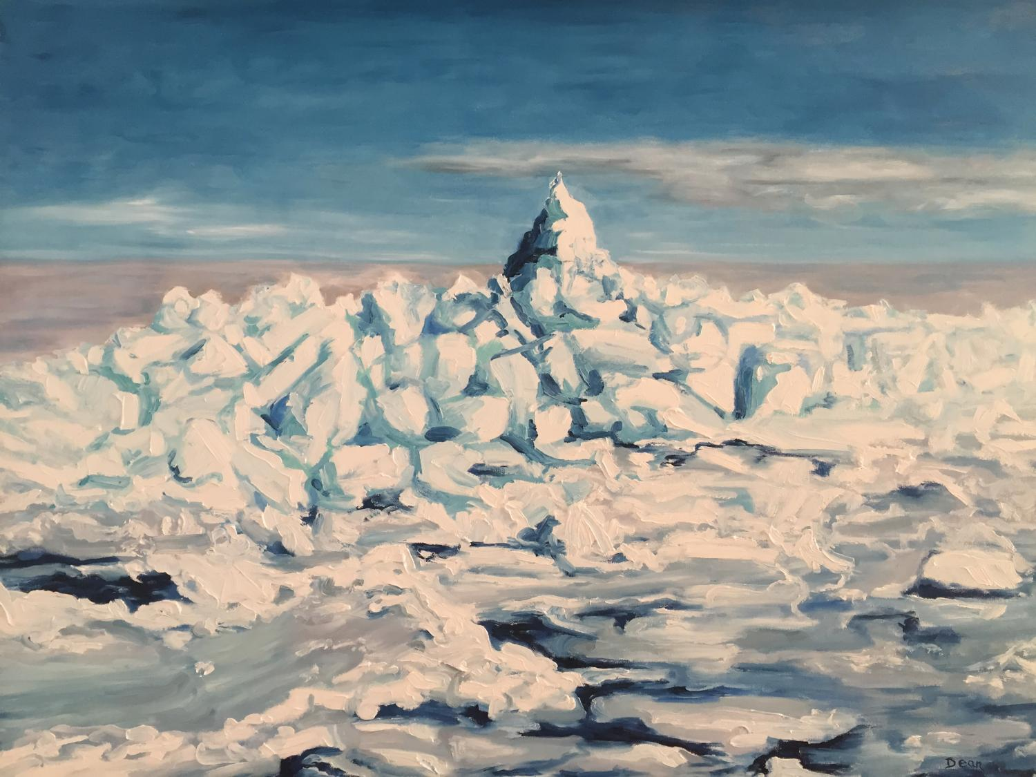 """Meaford Blue Ice 2"" NFS"
